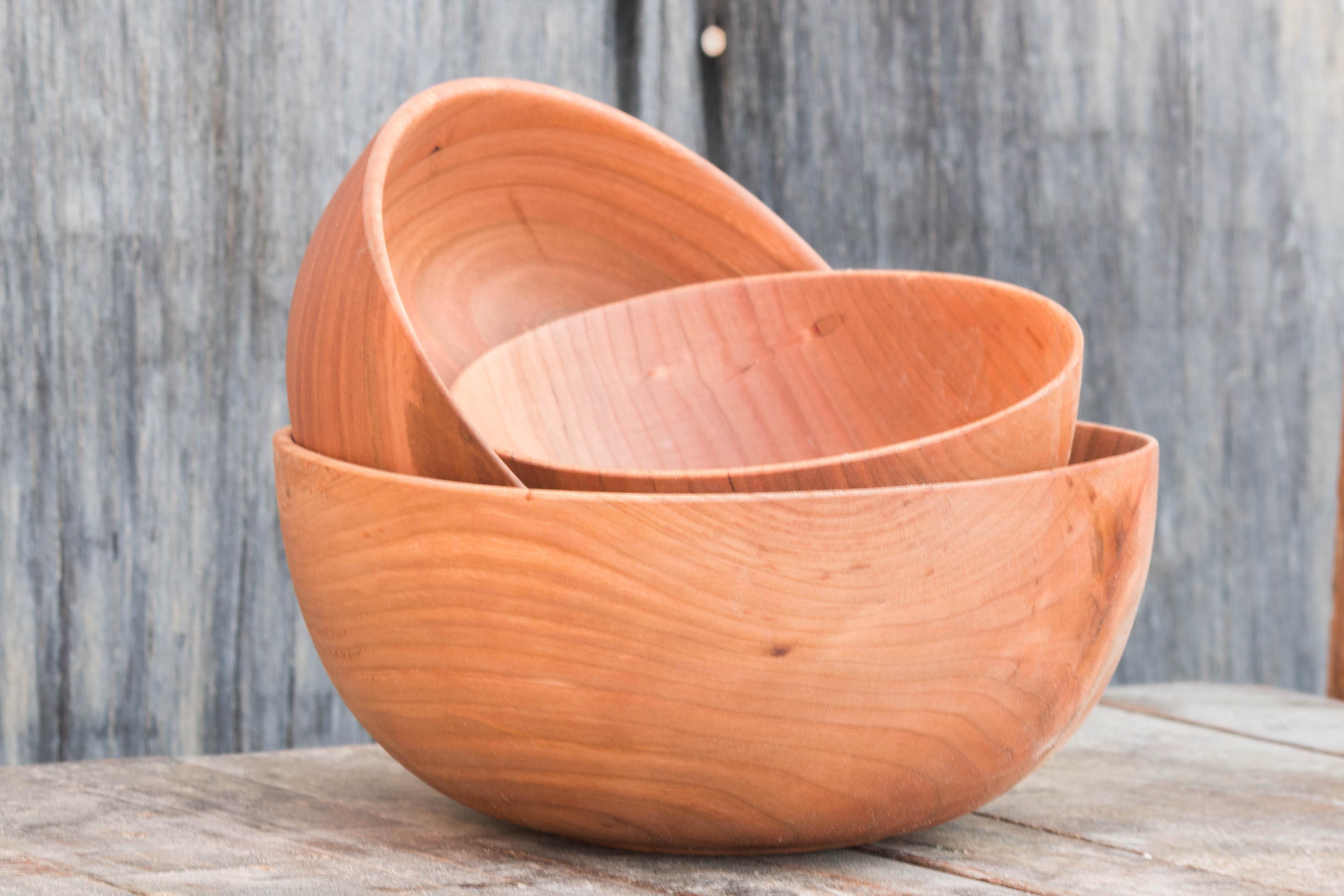custom bowl turning